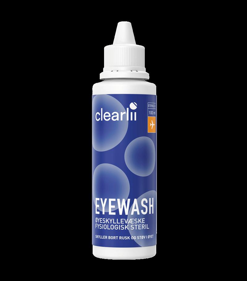 Clearlii Eyewash