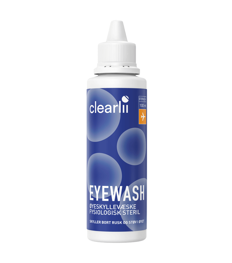 Clearlii Eyewash